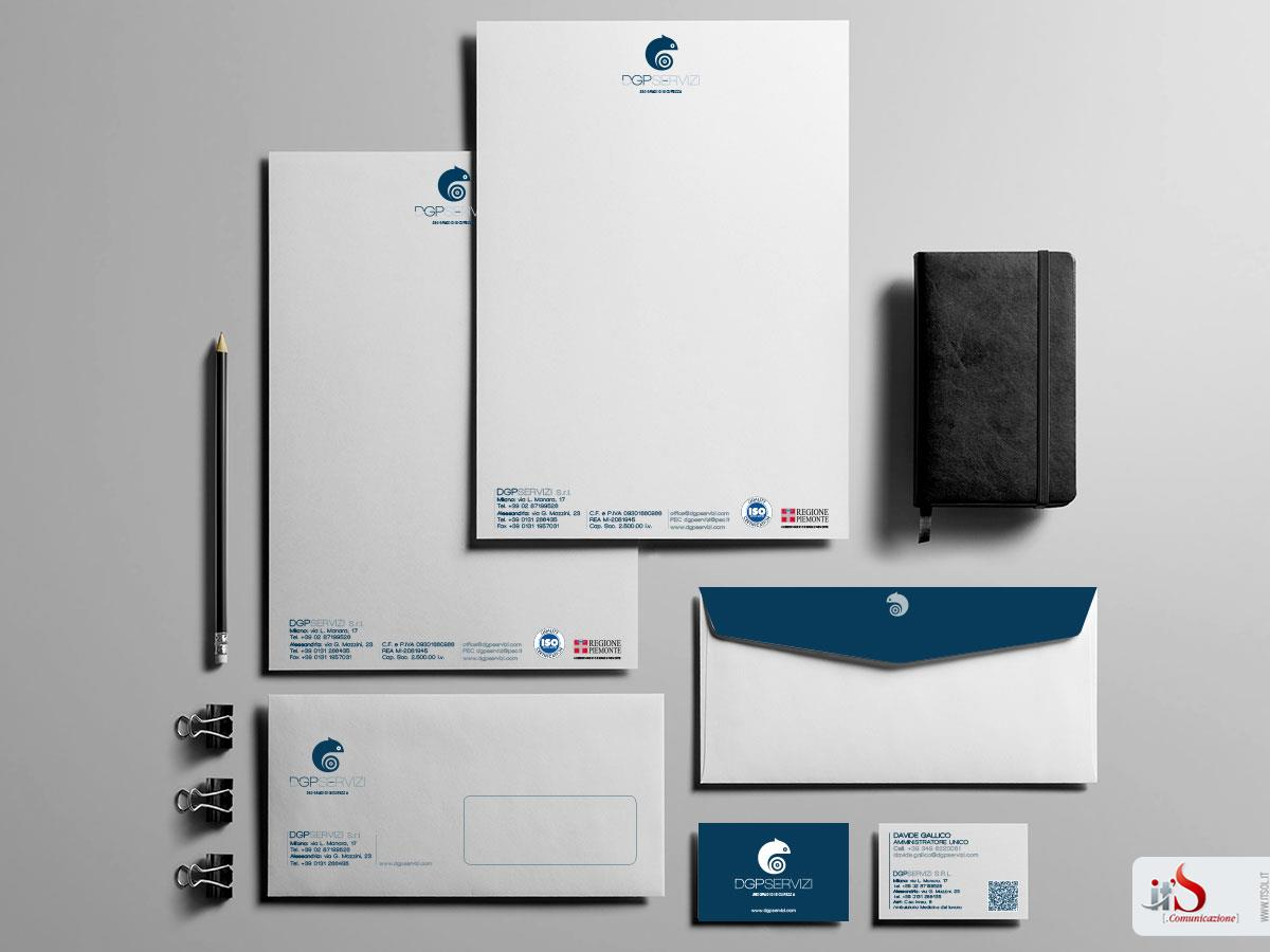 restyling corporate identity DGP