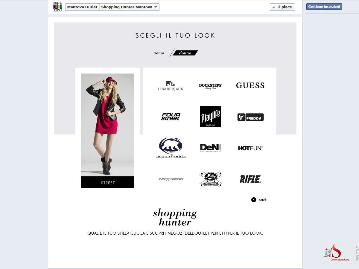 Realizzazione Azioni Social Per Fan Page Facebook Fashion District