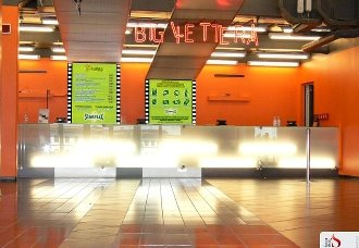 Menu board per Starplex a Gadesco